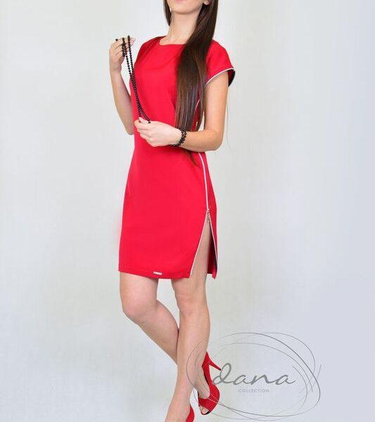 sukienka-Lena-czerwona