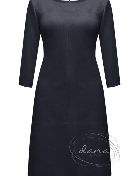 sukienka- Laura -szara
