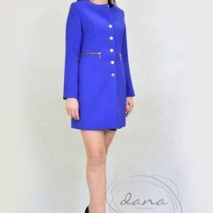 płaszcz- Sandra- szafir