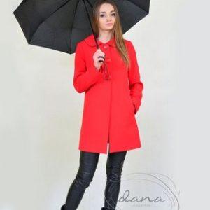 pląszcz- Ania - Czerwony