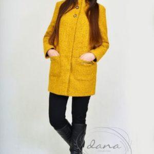 kurtka -Marta- żółta