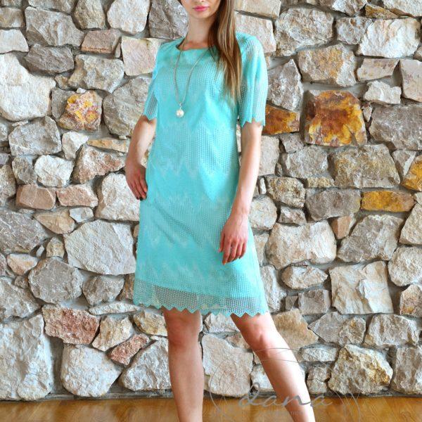 sukienka Shakira- mięta